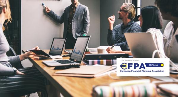Curso de Asesor Financiero Nivel II EFA - EFPA